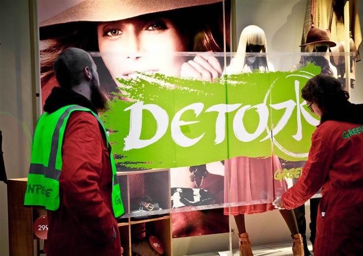 GONEWS.IT – Detox di Greenpeace: aderiscono altre sette aziende