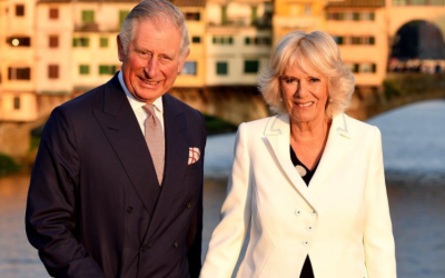 Il CID incontra il Principe Carlo d'Inghilterra