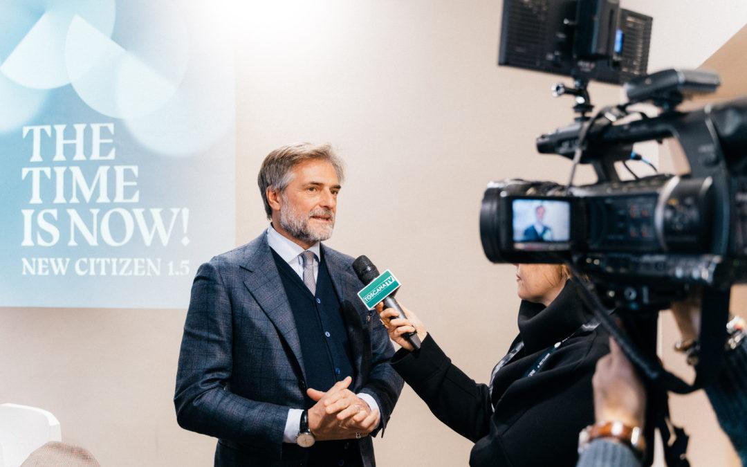 Andrea Cavicchi presidente Consorzio Detox