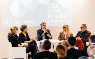 The Time is Now! New Citizen 1.5: the sustainable fashion project by Consorzio Detox, with IED and Greenpeace Italy