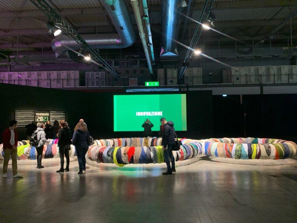 La fiera MilanoUnica e gli stand dedicati alla Sostenibilità