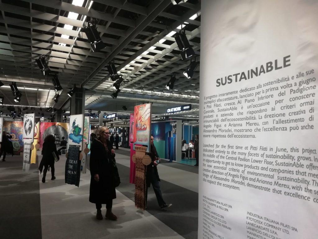 Il tema della sostenibilità è protagonista alle fiere del tessile 2020
